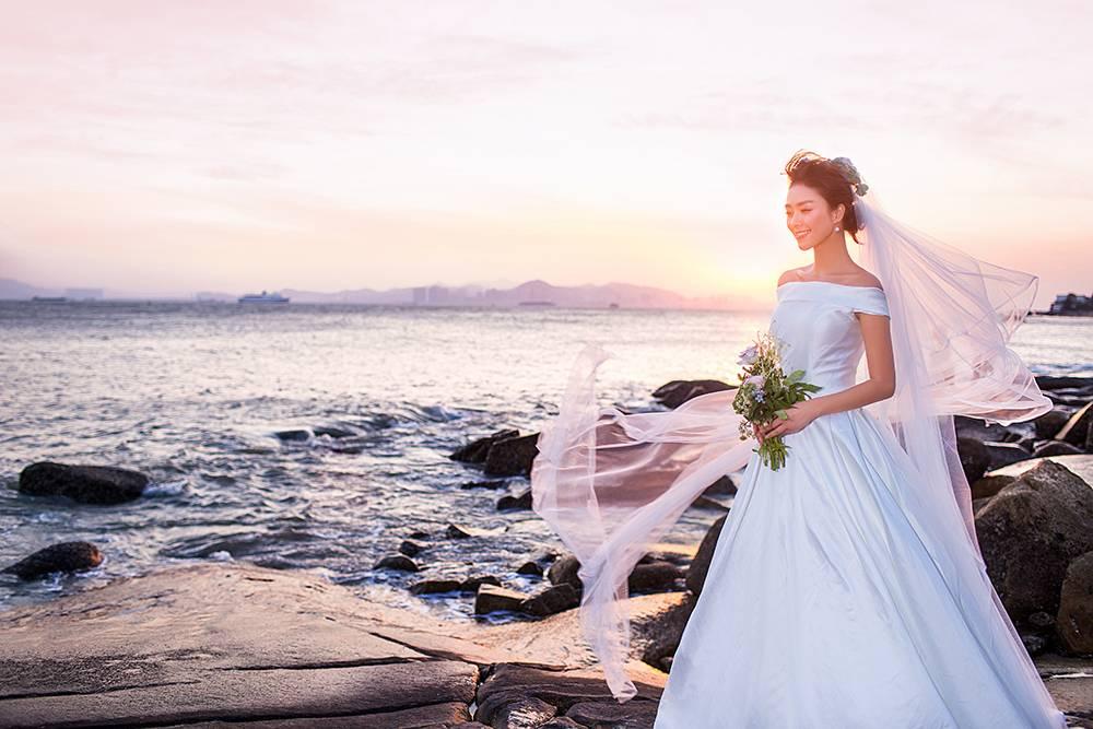 台中婚攝保鑣推薦-上海婚紗攝影工作室