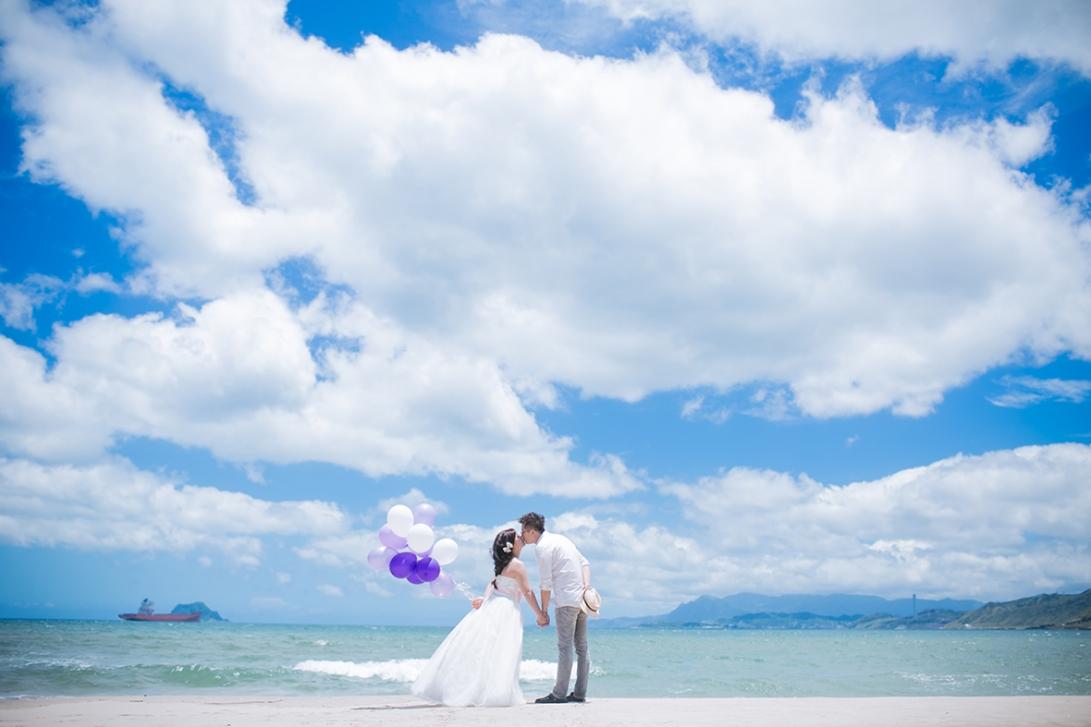台中婚攝保鑣推薦-連雲港婚紗攝影工作室